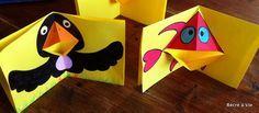 Une activité facile et ludique à faire avec des enfants ! FICHE TECHNIQUE Matériel : Ciseaux Feuille A4 Feutres Étapes par étapes : Customisez ensuite votre carte selon vos envies… Anniversaire, F…