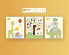 Nursery Decor Baby Room art Nursery Wall Art Nursery art
