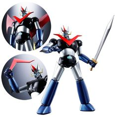 Great Mazinger GX-73 Dynamic Classic Soul Of #Chogokin Die-Cast Metal Action Figure - #Free Shipping