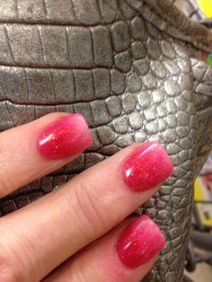 Valentine ombré Tammy Taylor prisma powders :)