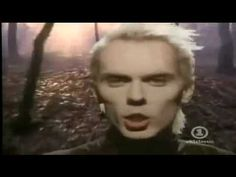 Peter Murphy - Cuts You Up. The most beautiful face sings of finding God. I love the Sufi lyrics.