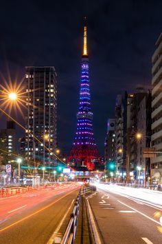 https://flic.kr/p/B34Xk2 | Tokyo Tower 東京タワー