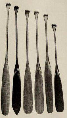 Paddle Making (and other canoe stuff): Rice Lake Canoe Catalog Paddles