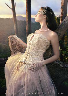 Fairytale Dress #PinToWin #NapoleonPerdis #cinderella