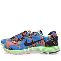 official photos 6a714 207ba Nike Lunarglide +5 EXT (Black   Flashlime) Nike Lunarglide