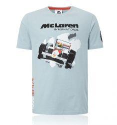 McLaren Heritage Ayrton Senna t-shirt | Car Gifts, Motoring Gifts and Merchandise | Gearbox Gifts