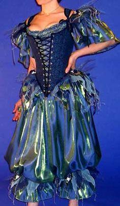 Renaissance Faire Part II + Moresca's | Mexico Citys Water Monster LOVE LOVE LOVE