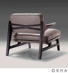 Miles Armchair By OKHA Design U0026 Interiors