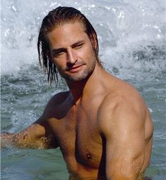 Josh Holloway, aka Sawyer