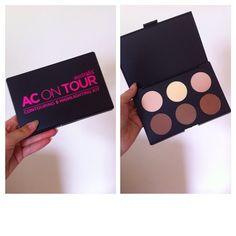 #Bblogger fave, Australis SC on Tour Contour palette - #PricelineHaul via @JodybyJody on Instagram.