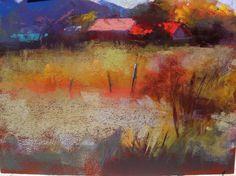 Truchas morning by Aline Ordman