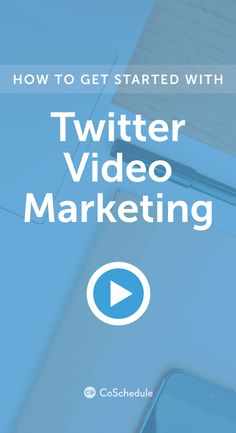 Everything you need to know about marketing on Twitter with video http://coschedule.com/blog/twitter-video-marketing/?utm_campaign=coschedule&utm_source=pinterest&utm_medium=CoSchedule&utm_content=How%20To%20Get%20Started%20With%20Twitter%20Video%20Marketing