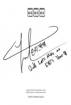 Exo Chanyeol, Exo K, Kyungsoo, Exo Sign, Exo Official, Xiuchen, Exo Members, Photo Cards, Kpop