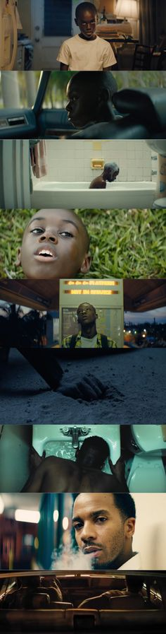 Moonlight (2016), d. Barry Jenkins, d.p. James Laxton                                                                                                                                                                                 More