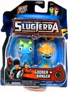Slugterra Mini Figure 2-Pack Goober & Banger [Includes Code for Exclusive Game Items] Slugterra Toys, Games & Dart Mini Action Figures http://www.amazon.com/dp/B00BR1N1PW/ref=cm_sw_r_pi_dp_GDYDub1DAD45C