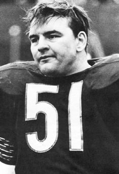Dick Butkus Poster, Linebacker, Chicago Bears, American Football by Sports Posters, http://www.amazon.com/dp/B0093E3ITO/ref=cm_sw_r_pi_dp_eNGEqb1YPTS0D