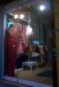 Another look of a part of our pretty store at Shapurjat #suit #lehengas #bridal #bridesmaiddress #cocktaildress #indowestern #indian #philicia #traditional #ethnic #black #golden #orange #subtle #pop #prints #colours #embroidery #lace #net #brocade #silk #dupatta #handembroidery #weddingoutfit #metallicembroidery #metallicembellishments comment or message us more more information (no reference picture or re-pin,100%original picture and our own designs)