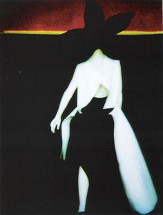 DREAM Yohji Yamamoto, Fall/Winter 1996-97, photograph FASHION #4by Sarah Moon, 1996