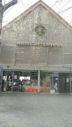 Mercat de Canyelles