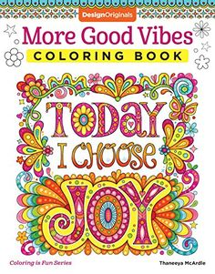 More Good Vibes Coloring Book (Coloring Is Fun) by Thanee... https://www.amazon.com/dp/149720206X/ref=cm_sw_r_pi_dp_x_ZvEKyb4A67NWS