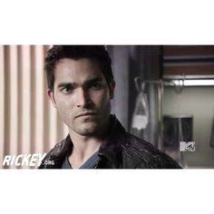 Teen Wolf Episode 6 04-2011-07-05 - Rickey.org | Rickey.org ❤ liked on Polyvore featuring home, home decor, teen wolf, derek hale and people