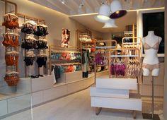 Au Boudoir de Babou: agence personal shopping: Dernier concept lingerie rive gauche...
