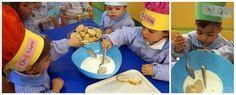 L@s alumn@s de Cerro Muriano se convirtieron en auténticos chef en nuestro Taller de Cocina mojando pan en leche y huevo para hacer unas riquísimas torrijas y celebrar esta Semana Santa. Que disfrutéis estos días de descanso en familia!!!