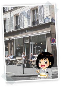 Mamie Gâteaux, salon de thé www.tokyobanhbao.com