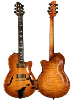 Cp Thornton Guitars - The Elite