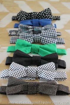 Bow Tie Tutorial