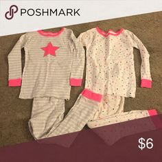 17a337643 EUC Carters Baby girl pajama with handmade shoes in 2018