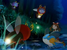 Pokemon Team, Pokemon Pins, Pokemon Fan Art, Pokemon Adventures Manga, Sapphire Pokemon, Pokemon Advanced, Otaku, Fanart, Mudkip