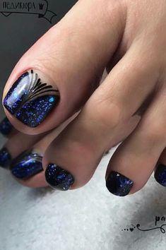 Pedicure Nail Art, Toe Nail Art, Mani Pedi, Toe Nails, Pretty Toes, Pretty Nails, Subtle Nail Art, Flower Nail Art, Toe Nail Designs