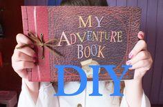 DIY My adventure book