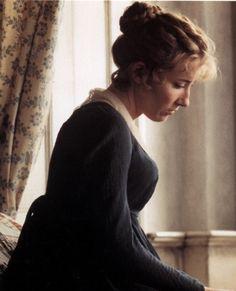 Emma Thompson, Elinor Dashwood, Sense and Sensibility (1995)