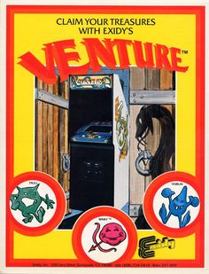 The Golden Age Arcade Historian: The Ultimate (So Far) History of Exidy - Part 6