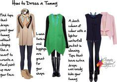 How to Dress a Tummy