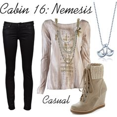"""Nemesis"" by ellalea on Polyvore"