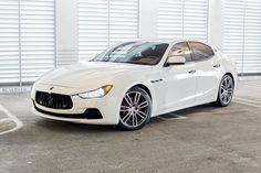 Maserati Ghibli V6 330Hp/ pic by @george_varela