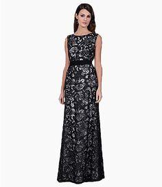 T by Tadashi Boatneck Dress | Dillards.com $218