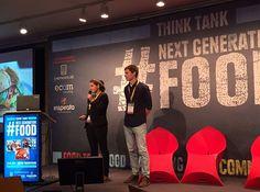 mealy belegt zweiten Platz beim Startup Pitch der Next Generation Food Konferenz