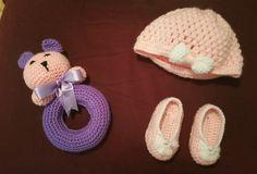 Crochet.  Un regalo de lo más personalizado