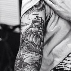 i want a sailboat tattoo