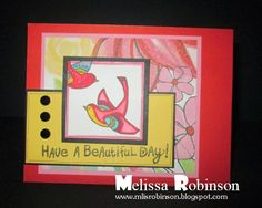 Heartfelt Sentiments: CTMH Technique Blog Hop - Handmade Hues
