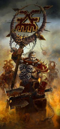465 best wh40k images on pinterest warhammer 40000 concept art chaos bloodbound ageofsigmar warhammer art fantasy aos gamesworkshop chaos fandeluxe Image collections