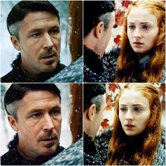 Petyr and Sansa
