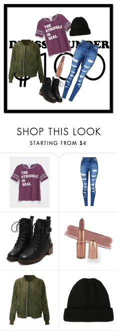 """""""Bonjour ripped jeans"""" by selena-kelly on Polyvore featuring Full Tilt and under100"""