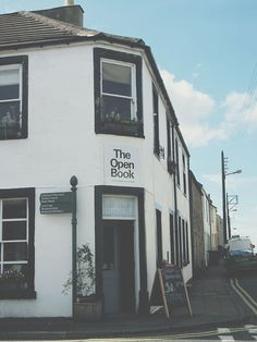 At The Open Book, in Wigtown, Scotland, you can fulfill your dream of running a bookstore. The unique Airbnb flat costs just 57 USD a night, but it comes with a stipulation: renters also work at the bookshop on the first floor, doing everything that a regular bookshop owner might do in a regular, 40-hour work-week.