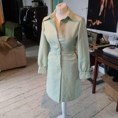 grünes vintage Kleid - kleiderkreisel.at