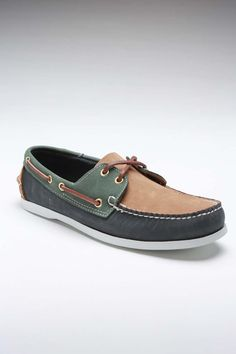 Island Surf Co.'s Dixon Shoe Navy/Green
